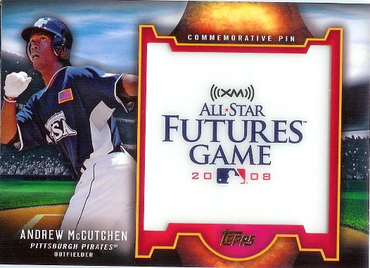 2016 Topps All-Star Futures Game Pins #FGP-AM Andrew McCutchen