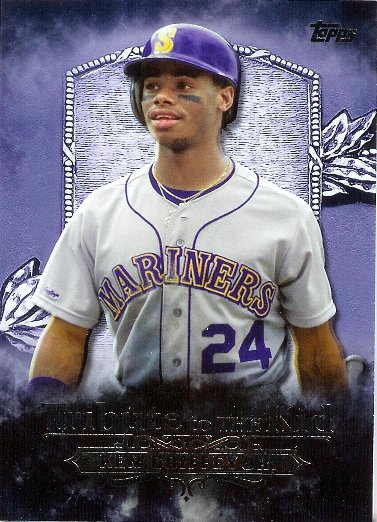 2016 Topps Tribute to the Kid #KID-7 Ken Griffey Jr.