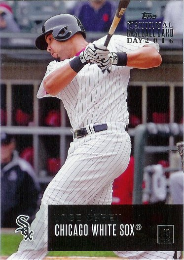 2016 Topps National Baseball Card Day #26 Jose Abreu