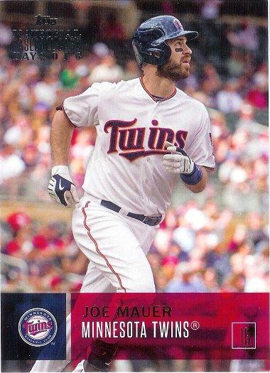 2016 Topps National Baseball Card Day #31 Joe Mauer