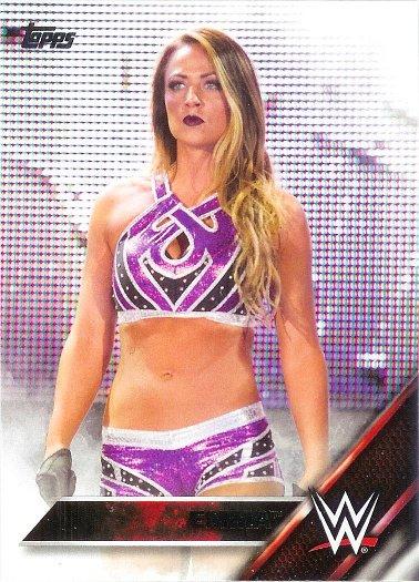 2016 Topps WWE #117 Emma