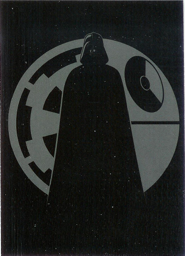2017 Topps Star Wars Rogue One Darth Vader #15 Darth Vader