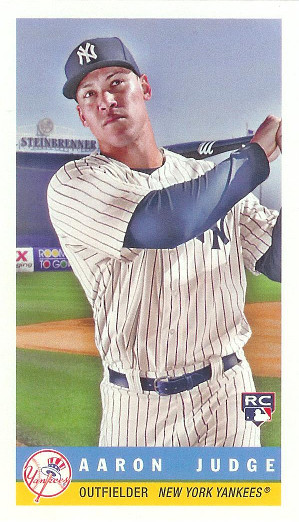 2017 Topps Archives 1959 Bazooka #59B-7 Aaron Judge