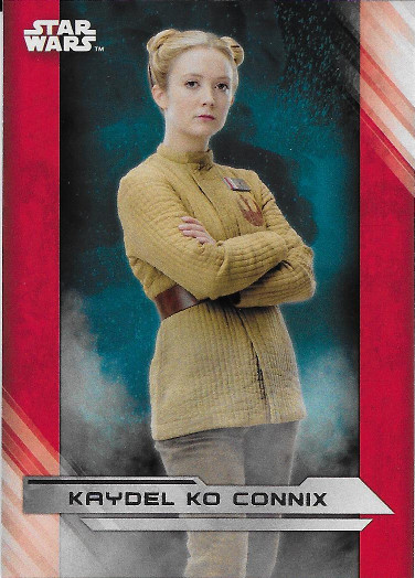 2017 Topps Star Wars The Last Jedi #26 Kaydel Ko Connix