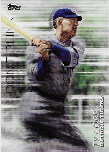 2018 Topps Don't Blink #DB-19 Ty Cobb