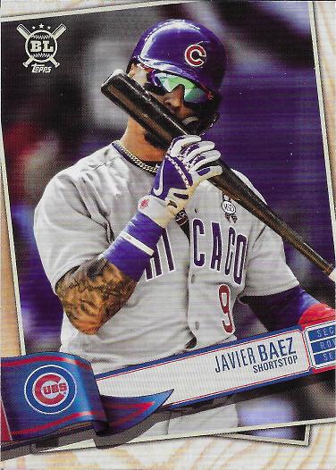 2019 Topps Big League #215 Javier Baez