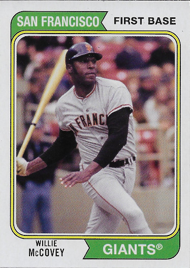 2020 Topps Archives #186 Willie McCovey
