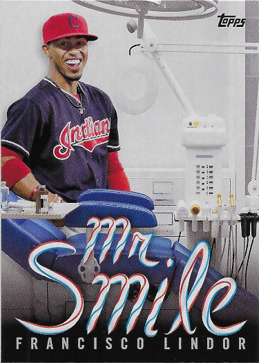2020 Topps Archives #304 Francisco Lindor SP