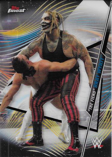 2020 Topps Finest WWE #39