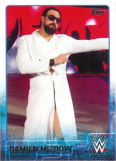 2015 Topps WWE #20 Damien Mizdow