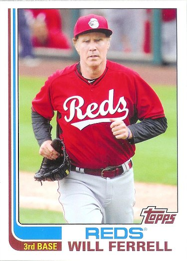 2015 Topps Archives Will Ferrell #WF-6 Will Ferrell