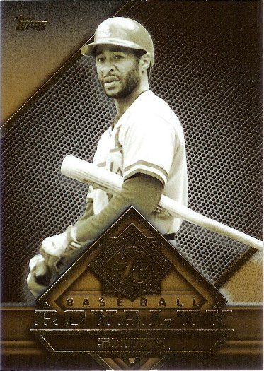 2015 Topps Baseball Royalty #BR-16 Ozzie Smith