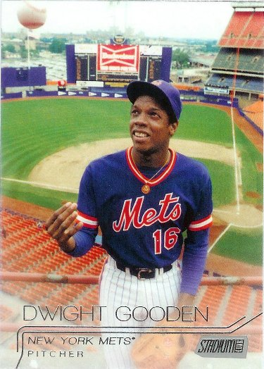 2015 Stadium Club #290 Dwight Gooden