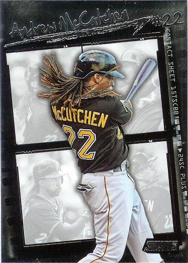 2015 Stadium Club Contact Sheet #CS-2 Andrew McCutchen
