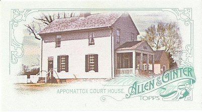2015 Allen & Ginter Mini 24 Appomattox Court House