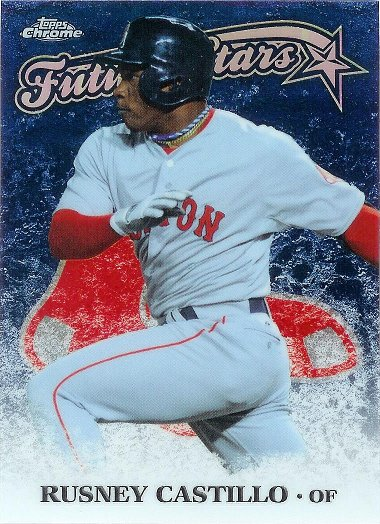 2015 Topps Chrome Future Stars #FSC-02 Rusney Castillo RC