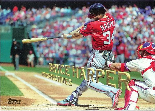 2016 Topps Perspectives #P-4 Bryce Harper
